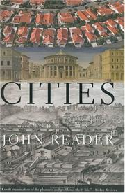 Cover art for CITIES