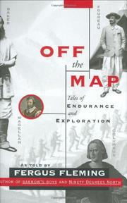 TALES OF ENDURANCE AND EXPLORATION by Fergus Fleming