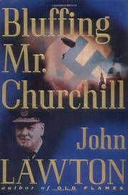 Cover art for BLUFFING MR. CHURCHILL