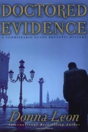 Book Cover for DOCTORED EVIDENCE