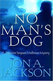NO MAN'S DOG by Jon A. Jackson