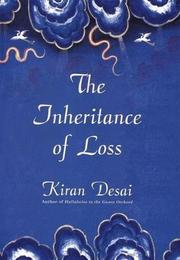 Cover art for THE INHERITANCE OF LOSS
