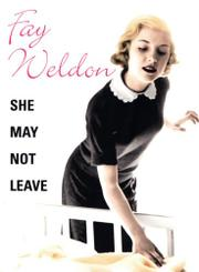 Cover art for SHE MAY NOT LEAVE