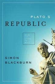 Cover art for PLATO'S REPUBLIC