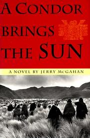 A CONDOR BRINGS THE SUN by Jerry McGahan