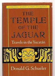 THE TEMPLE OF THE JAGUAR by Donald G. Schueler