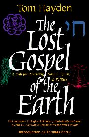 Cover art for THE LOST GOSPEL OF THE EARTH