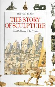 Cover art for THE STORY OF SCULPTURE