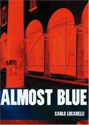 Cover art for ALMOST BLUE