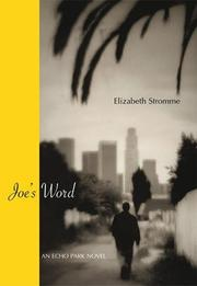 JOE'S WORD by Elizabeth Stromme
