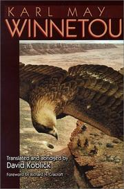 WINNETOU by Karl May