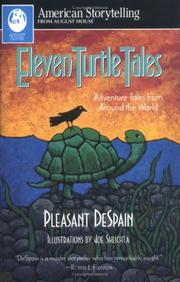 Cover art for ELEVEN TURTLE TALES