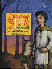 Book Cover for STRONGHEART JACK AND THE BEANSTALK