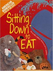 Cover art for SITTING DOWN TO EAT