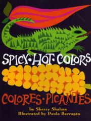 Cover art for SPICY HOT COLORS/COLORES PICANTES