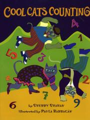 Book Cover for COOL CATS COUNTING