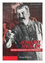 Cover art for JOSEPH STALIN