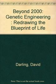 GENETIC ENGINEERING by David Darling