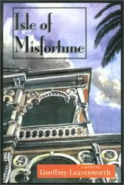Cover art for ISLE OF MISFORTUNE