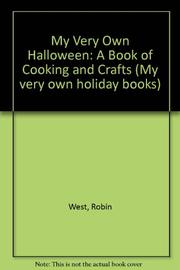 MY VERY OWN HALLOWEEN by Robin West