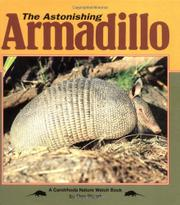 THE ASTONISHING ARMADILLO by Dee Stuart