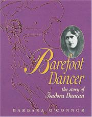 BAREFOOT DANCER by Barbara O'Connor