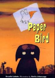 Book Cover for PAPER BIRD