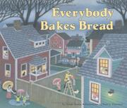 Cover art for EVERYBODY BAKES BREAD