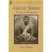 GREAT SWAN by Lex Hixon