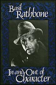 IN AND OUT OF CHARACTER by Basil Rathbone