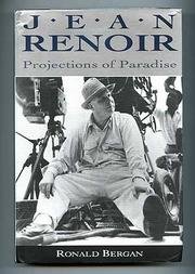 JEAN RENOIR by Ronald Bergan