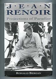 JEAN RENOIR by Ronald Bergan