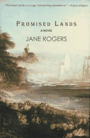 Cover art for PROMISED LANDS