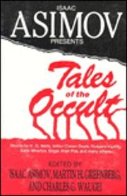 TALES OF THE OCCULT by Isaac Asimov