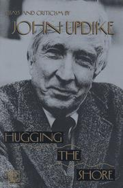 HUGGING THE SHORE by John Updike