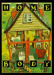Cover art for HOME BODY
