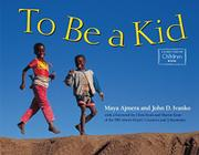 Cover art for TO BE A KID