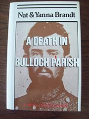 A DEATH IN BULLOCH PARISH by Nat Brandt