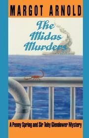 THE MIDAS MURDERS by Margot Arnold