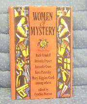 Book Cover for WOMEN OF MYSTERY