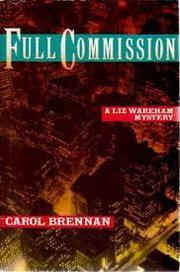 FULL COMMISSION by Carol Brennan
