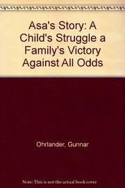 ASA'S STORY by Gunnar Ohrlander