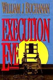 EXECUTION EVE by William J. Buchanan