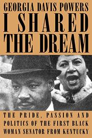 Cover art for I SHARED THE DREAM