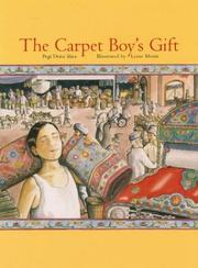 Cover art for THE CARPET BOY'S GIFT