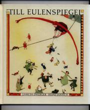 THE MERRY PRANKS OF TILL EULENSPIEGEL by Heinz Janisch