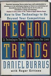 TECHNOTRENDS by Daniel Burrus