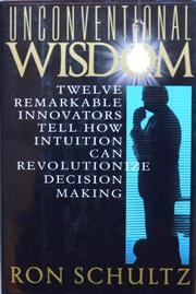 Cover art for UNCONVENTIONAL WISDOM
