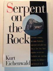 Cover art for SERPENT ON THE ROCK