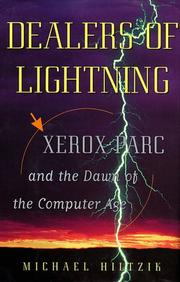 Book Cover for DEALERS OF LIGHTNING